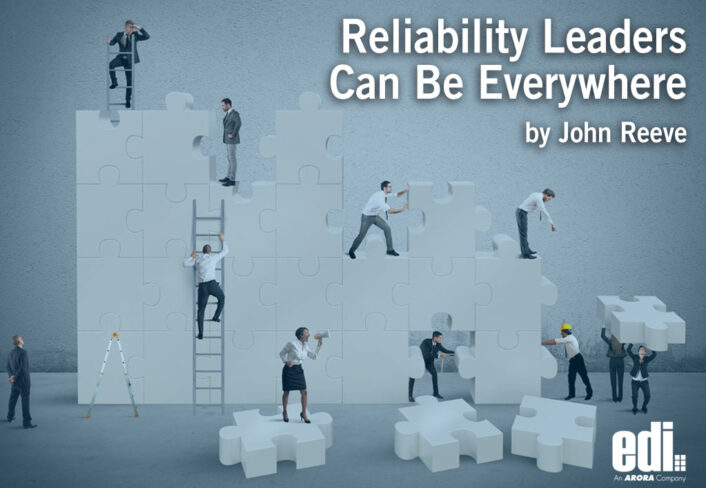 Reliability Leaders Can Be Everywhere